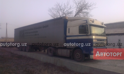 Спецтехника DAF 95XF430 в Ташкент