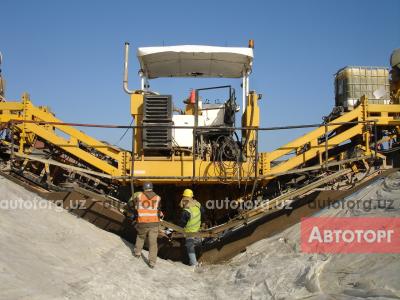 Спецтехника другой ABG оборудование для бетонирования водоканалов 2018 года за 100 $ в городе Ташкент