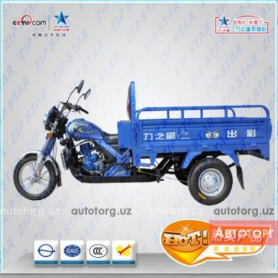 мотоцикл Zongshen ZIP STAR 2016 года в Пскент