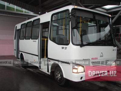 Спецтехника автобус городской Isuzu SAZ NP 37 2010 года за 17 000 $ в городе Ташкент