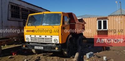 Продажа самосвал КамАЗ 1991 года за 12 500 $ в городе Ташкент, Купить самосвал КамАЗ в Ташкент.