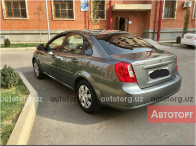 Автомобиль Chevrolet Lacetti 2016 года за 103000000 $ в Ташкенте