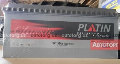 "Аккумулятор 12V 190 Ah ""PLATIN"". Цена 1 850 000 сум/шт. в городе Ташкент"
