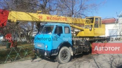 Продажа автокран Ивановец 1984 года за 20 000 $ в городе Ташкент