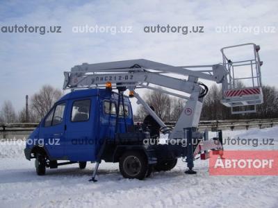 Спецтехника автовышка ГАЗ Автовышка 2018 года за 1 $ в городе Ташкент
