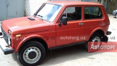 Автомобиль ВАЗ 2121 1980 года за 4000 $ в Ташкенте