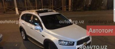 Автомобиль Chevrolet Captiva 2015 года за 19000 $ в Ташкенте
