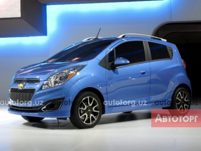 Автомобиль Chevrolet Spark 2013 года за 6000 $ в Ташкенте