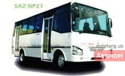 Спецтехника автобус пригородный Isuzu SAZ NP 21 2012 года за 29 000 $ в городе Бухара
