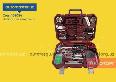 Спецтехника другой Т Набор инструментов для электриков Crest 105084 (пр.20) 2020 года за 611 000 сум в городе Ташкент