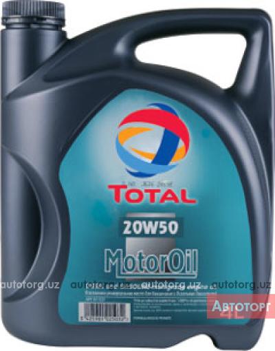 Минеральное моторное масло TOTAL... в городе Ташкент