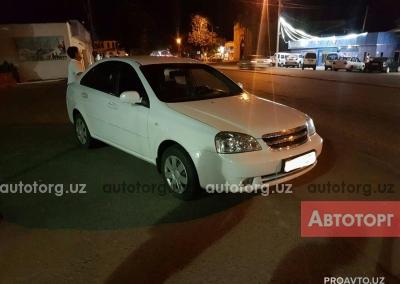 Автомобиль Chevrolet Lacetti 2011 года за 6100 $ в Ташкенте