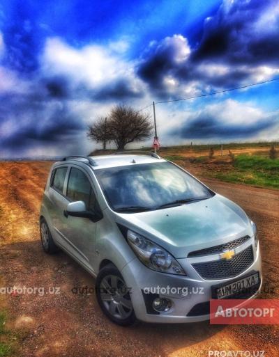 Автомобиль Chevrolet Spark 2013 года за 6400 $ в Ташкенте