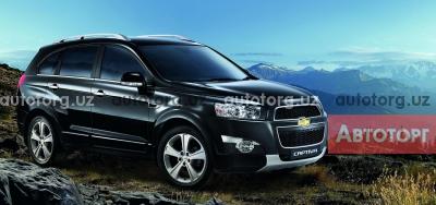 Автомобиль Chevrolet Captiva 2015 года за 24000 $ в Алимкенте