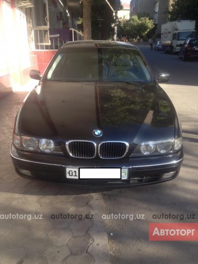 Автомобиль BMW 520 1998 года за 7500 $ в Ташкенте
