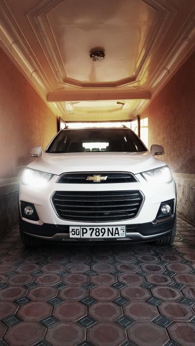 Автомобиль Chevrolet Captiva 2014 года за 25000 $ в Намангане