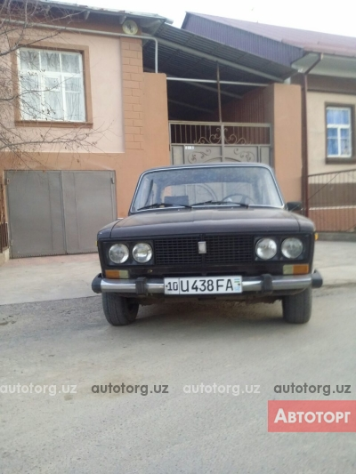 Автомобиль ВАЗ 2106 1987 года за 3200 $ в Алимкенте