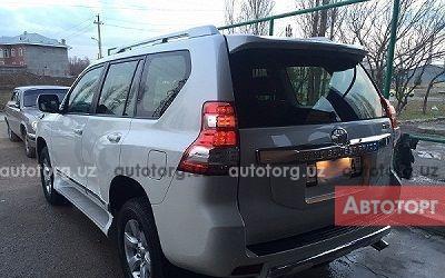 Автомобиль Toyota Land Cruiser Prado 2014 года за 44000 $ в Ташкенте