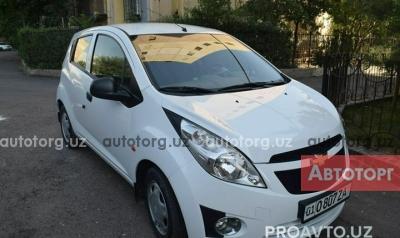Автомобиль Chevrolet Spark 2011 года за 5500 $ в Ташкенте