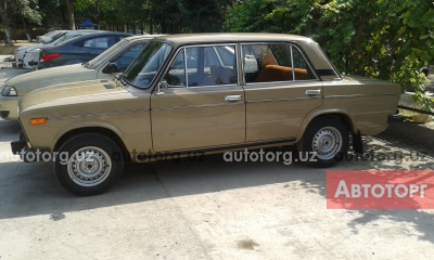 Автомобиль ВАЗ 2106 1989 года за 5500 $ в Ташкенте