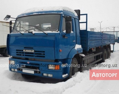 Спецтехника КамАЗ 65117 в Астрахань