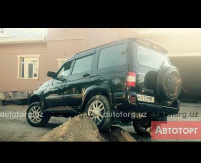 Автомобиль УАЗ Patriot 2013 года за 13000 $ в Ургенче