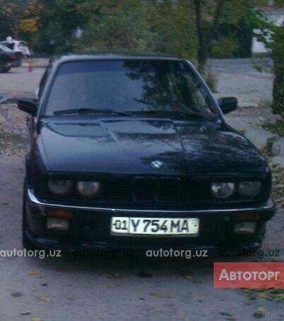 Автомобиль BMW 316 1989 года за 1700 $ в Ташкенте