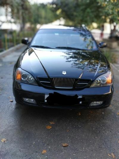 Автомобиль Daewoo Magnus 2001 года за 7000 $ в Фергане