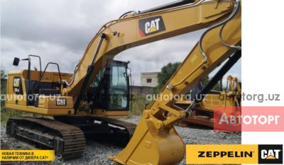 Спецтехника экскаватор Caterpillar Cat 320 GC 2020 года за 1 280 000 000 сум в городе Ташкент