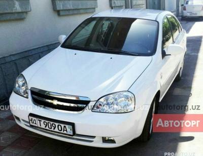 Автомобиль Chevrolet Lacetti 2011 года за 9200 $ в Ташкенте