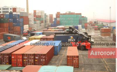 поставка контейнера из Китая... в городе Алат