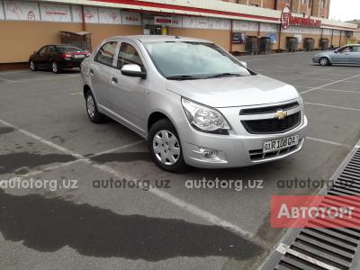 Автомобиль Chevrolet Cobalt 2013 года за 10000 $ в Ташкенте