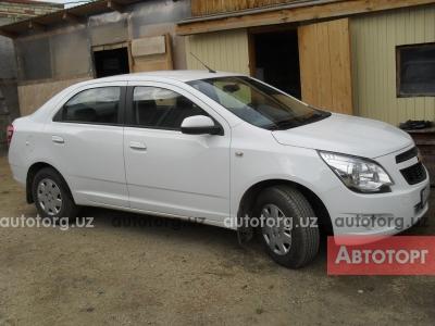 Автомобиль Chevrolet Cobalt 2014 года за 9700 $ в Ташкенте