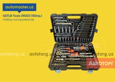 Спецтехника другой Т Набор инструментов GSTLB Tools 09203 (Uskunalar to'plami) 150 пр 2020 года за 921 000 сум в городе Ташкент