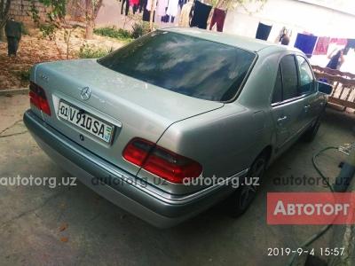 Автомобиль Mercedes-Benz E 200 1996 года за 11500 $ в Ташкенте