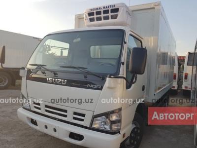 Спецтехника Isuzu Автофургон ISUZU NQR 71PL дизель холодильная установка-5/+5° в наличии в Ташкент