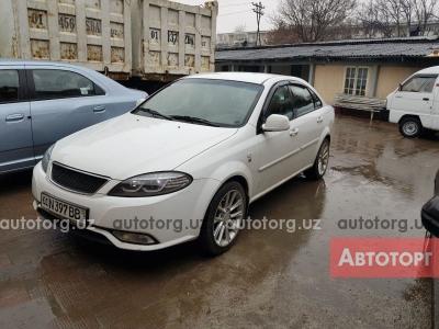 Автомобиль Daewoo Gentra 2017 года за 12500 $ в Ташкенте