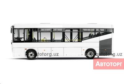 Спецтехника автобус городской Isuzu Исузу LE60 городской автобус 2020 года за 805 000 000 сум в городе Ташкент