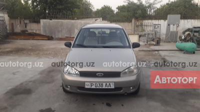 Автомобиль ВАЗ Kalina 2008 года за 5000 $ в Ташкенте