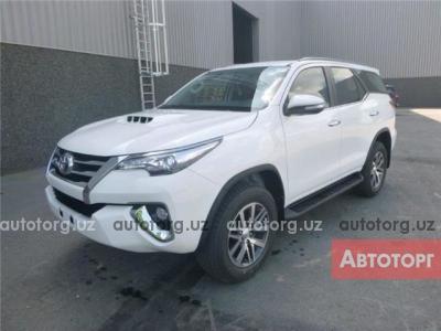 Автомобиль Toyota Fortuner 2016 года за 22000 $ в Ташкенте