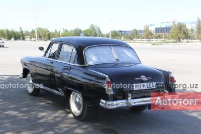 Автомобиль ГАЗ 21 1961 года за 5000 $ в Ташкенте