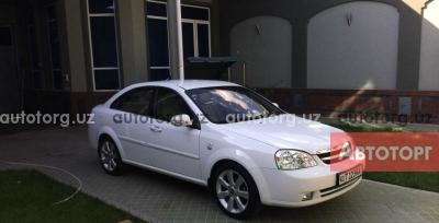 Автомобиль Chevrolet Lacetti 2011 года за 4105.6976744186 $ в Ташкенте