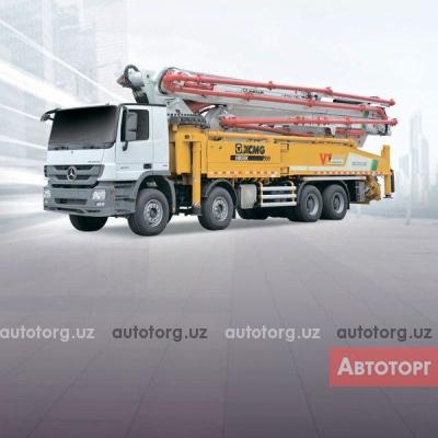 Спецтехника бетононасос XCMG HB30K 2018 года за 154 350 $ в городе Ташкент