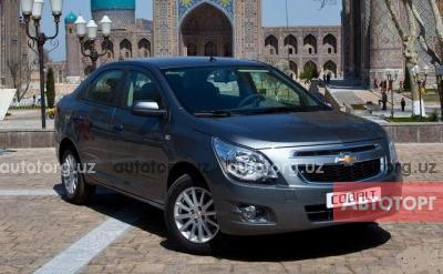 Автомобиль Chevrolet Cobalt 2014 года за 7200 $ в Ташкенте