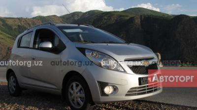 Автомобиль Chevrolet Spark 2012 года за 5600 $ в Ташкенте
