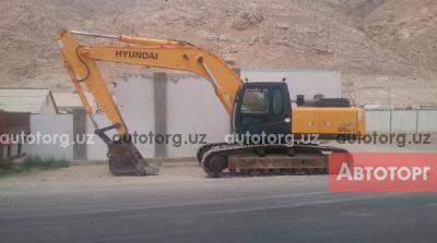 Спецтехника экскаватор Hyundai Robeх 320 LC-7 2010 года за 69 000 $ в городе Ташкент