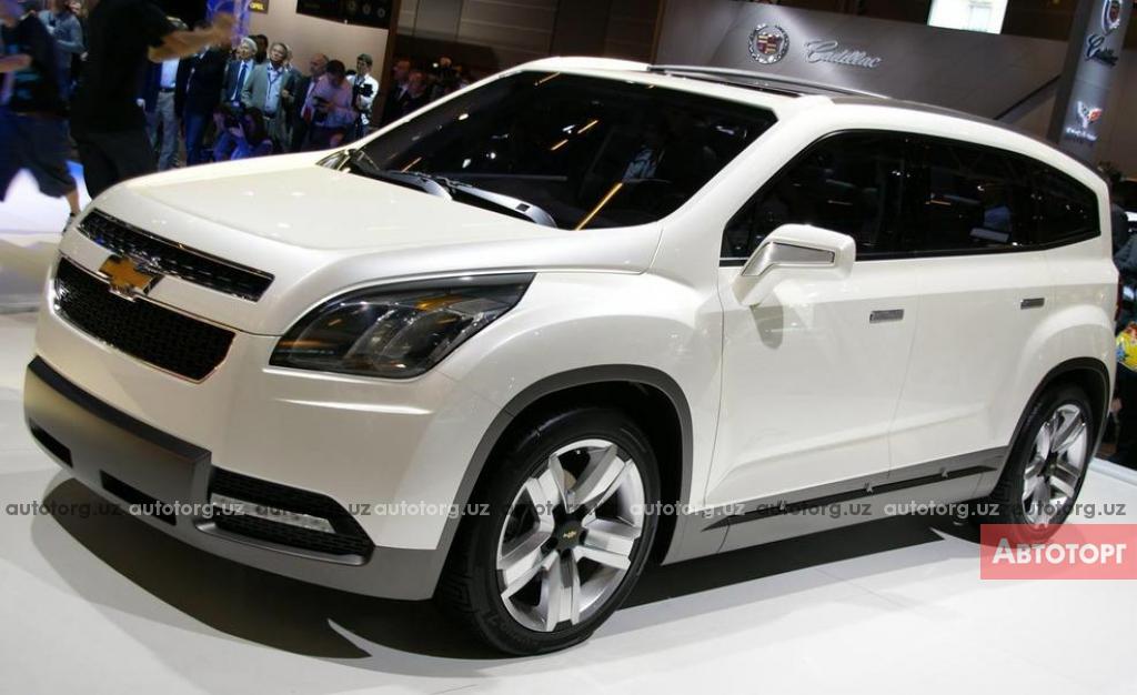Chevrolet Orlando 2014 17000