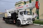 Спецтехника автокран ЧМЗ KC-65711 2016 года за 150 000 $ в городе Бухара