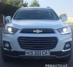 Продажа Chevrolet Captiva  2016 года за 24 000 $ в Ташкенте