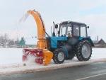 Спецтехника снегоуборщик МТЗ Экскаватор-погрузчик/бульдозер на базе трактора Беларус-82.1 2020 года за 26 980 $ в городе Ташкент